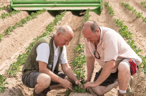 Des agriculteurs engagés pour une meilleure alimentation