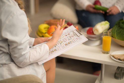 Cours de nutrition à domicile